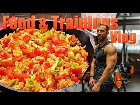 Es hat mich umgehauen!   Fitness FOOD HAUL   Food & Trainings VLOG