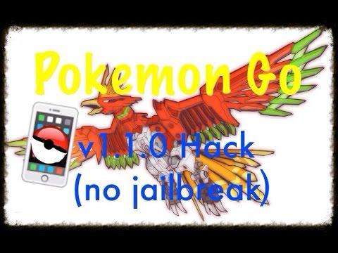 Pokemon Go 1.1.0 MEGA HACK