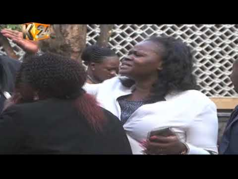ODM drops Gladys Wanga from PSC concedes seat to ANC's George Khaniri
