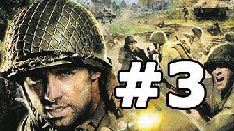 Call of Duty 3 Walkthrough Part 3 - No Commentary Playthrough (PS3/Xbox 360/PS2)