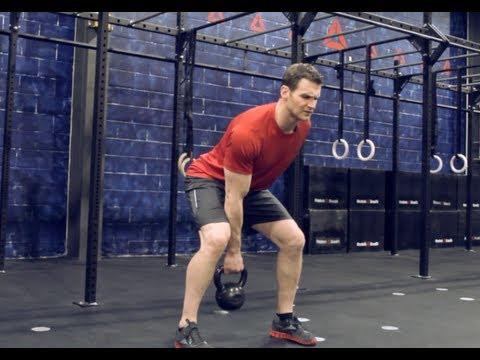 4-Move Advanced Kettlebell Circuit