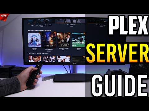 🔴PLEX MEDIA SERVER SETUP STEP BY STEP GUIDE SHIELD TV