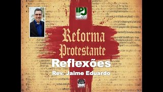 Deus misericordioso - Lamentações 3.22,23 - Rev. Jaime Eduardo