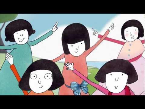 """謝欣芷- 手指運動《幸福的孩子愛唱歌》/ Kim Hsieh - Finger Exercise """"Happy Children, Happy Singing"""""""