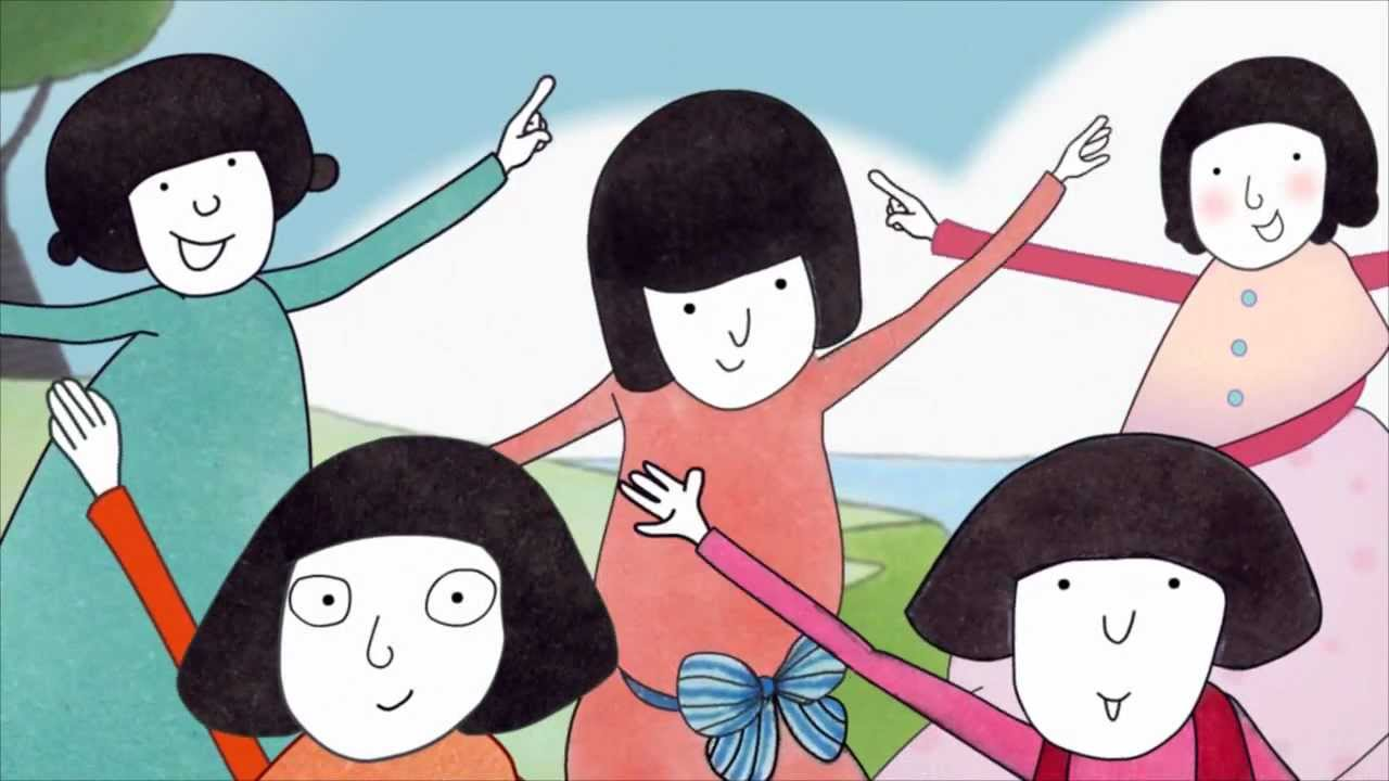 Kim Hsieh - Finger Exercise 'Happy Children, Happy Singing'