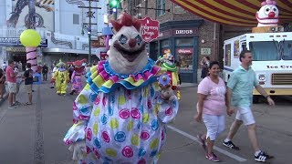 Killer Klowns from Outer Space Scare zone hhn 28