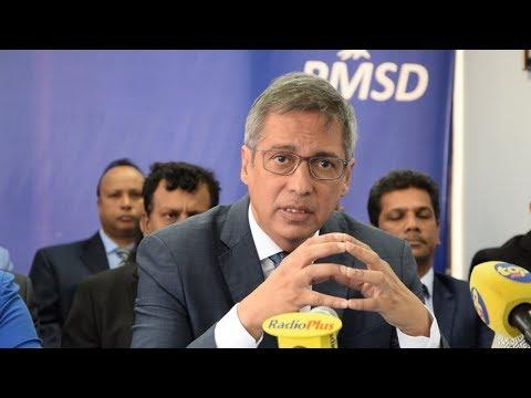 Duval : «Jugnauth n'arrive pas à concilier son travail de PM et aux Finances»