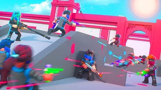 BIG Paintball! - Epic Win/Fail Pro Roblox