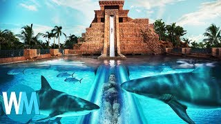 Top 10 Most INSANE Waterslides Around the World