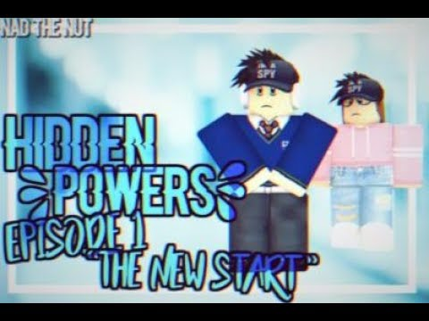 Roblox Series ll Forgettable ll Episode 1 ll The New Start