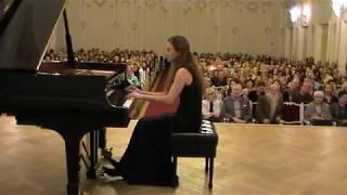видео Концерт пианистки Галины Жуковой