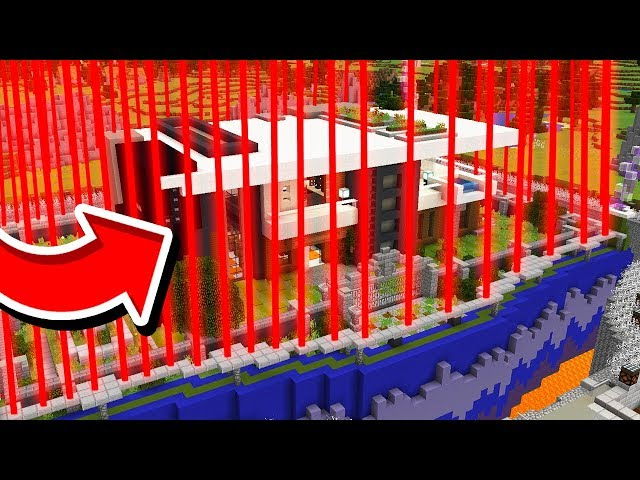 how to download mega redstone house in minecraft video, how to