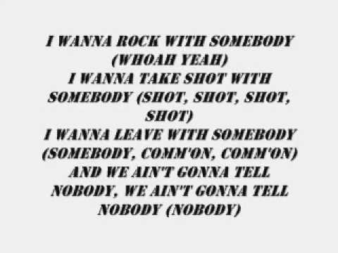 Natalie La Rose-Somebody [Ft. Jeremih] (lyrics)