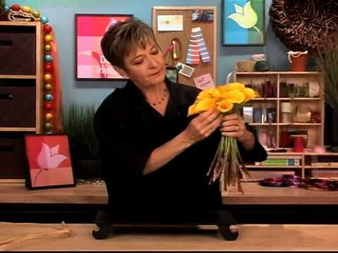 Calla Hand-Tied Bridal Bouquet
