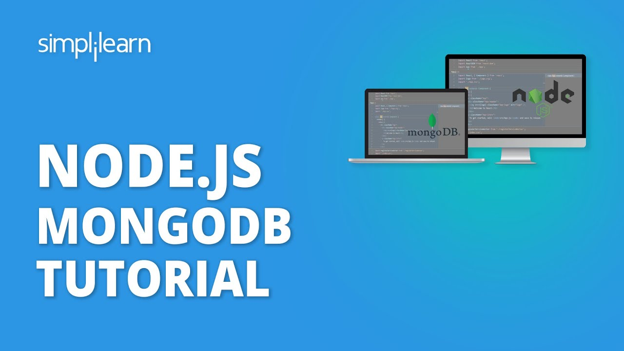 NodeJS With MongoDB Tutorial For Beginners