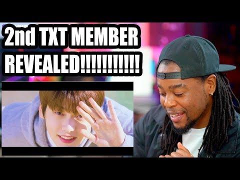 BTS Label Mate | TXT (투모로우바이투게더) 'Introduction Film - What do you do?' - 수빈 (SOOBIN) | Reaction!!!