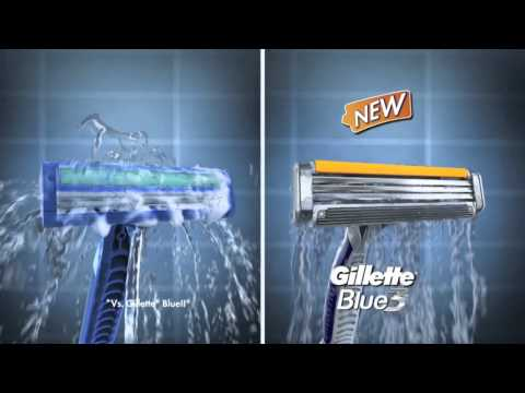 Gillette Blue 3 Oasis