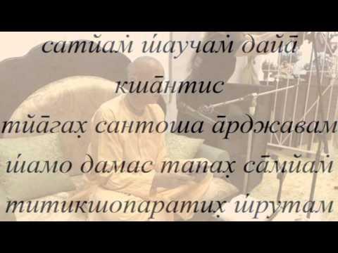 2016.04.25, Пн. - СПб, КЦ Гаура. ШБ 01.16.31. Е.М. Сатчитананда Пр.