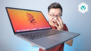 Ấn Tượng Ban Đầu Về MacBook Pro 13 (2020): CẨN THẬN!!!