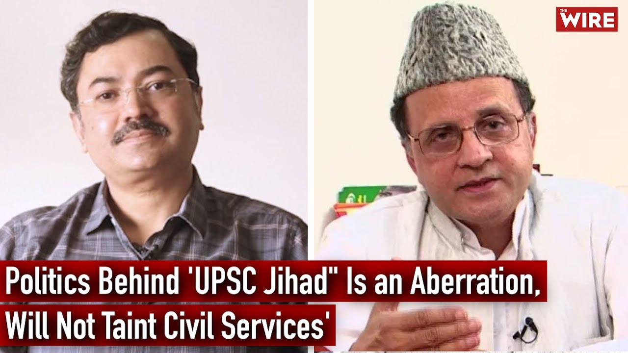 """`Politics Behind 'UPSC Jihad"""" Is an Aberration, Will Not Taint Civil Services'"""