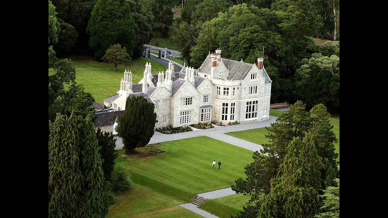 Abandoned Mansions For Sale Cheap Lough Rynn Harvest Festival 2015 Youtube