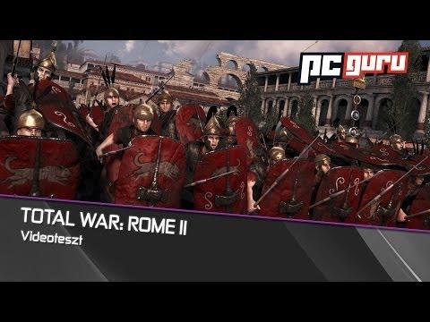 Total War: Rome II - Teszt / pcguru.hu