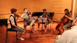 The Lord of the Rings for String quartet [HD] - II. The Ring Goes South