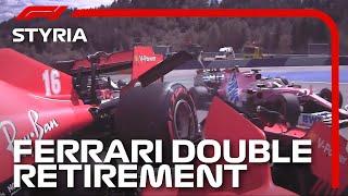 Baixar Leclerc & Vettel Collide | 2020 Styrian Grand Prix