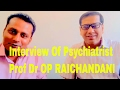 Common psychiatry disorder explained by a professor psychiatrist in Hindi