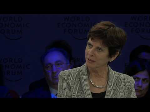 World Economic Forum Davos 2017: Terrorism in the Digital Age