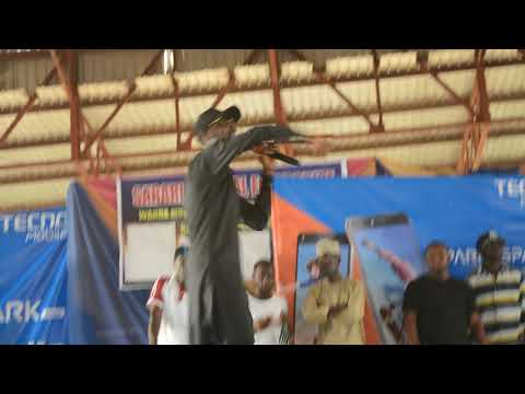 Tagwayen Asali live performance @Trade fair kano by Salhaj