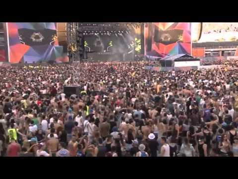Afrojack ft D-Wayne & Jack McManus - Freedom (Stereosonic Sydney 2013)