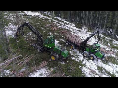 Skog og Maskin