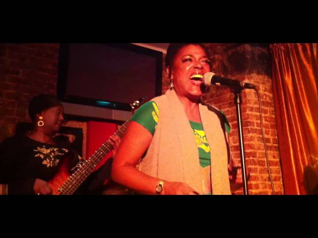 Mz. Fishe and D2/3 LIVE @ Billie's Black, NYC 3/16/12.mov