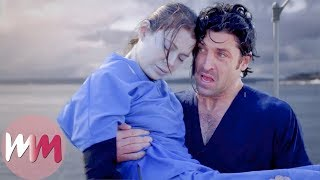 Download Top 10 Meredith & Derek Moments on Grey's Anatomy Mp3 and Videos