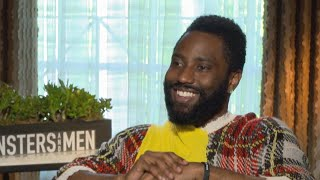John David Washington 'Might Be' Taking on Broadway Like His Famous Parents (Exclusive)