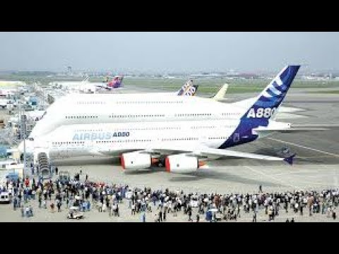 Biggest Airplane : Airbus 380 : Best Documentary Of All Time