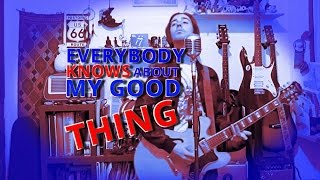 The Rolling Stones - Everybody Knows About My Good Thing (cover from BLUE & LONESOME)