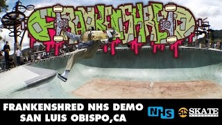 "The NHS crew teamed up with Skate Warehouse to take over SLO Skatepark. This is what happens when you mash up Santa Cruz Skateboards, Independent Trucks, MOB Grip, Bronson Speed Co., OJ Wheels, Krux Trucks, Flip Skateboards and Ricta Wheels.   Filmed by Tim Cisilino (@TimCisilino) Carson Lee (Falcor408) and Gavin Denike (@GavinSeanDenike)  MUSIC- BLEEDING RAINBOW ""START AGAIN"" KANINERECORDS.COM"