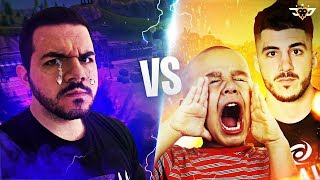 KID ABSOLUTELY ROASTS ME! HE SAYS NICKMERCS IS BETTER?! (Fortnite: Battle Royale)