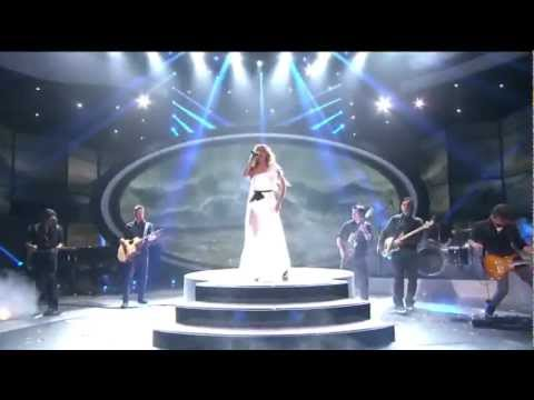 Carrie Underwood - 'Blown Away' on American Idol
