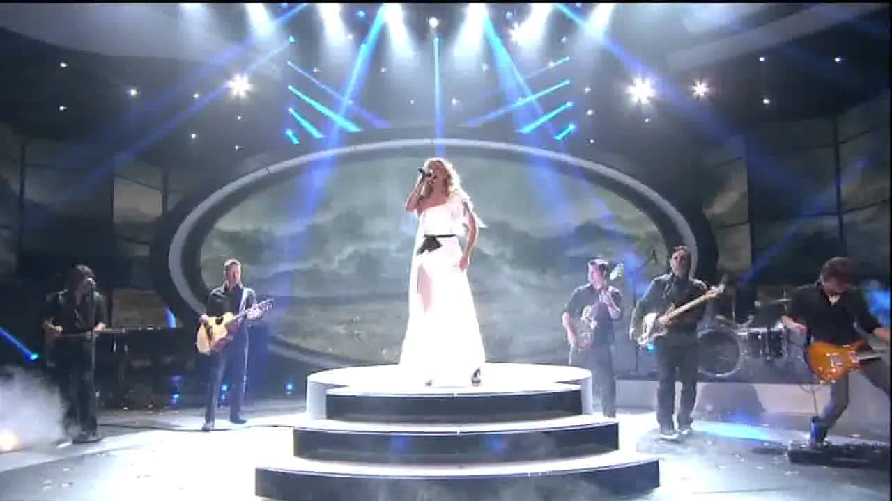 Download Carrie Underwood - 'Blown Away' on American Idol