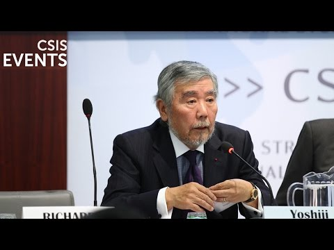 US-Japan Security Seminar: Public Panel Session