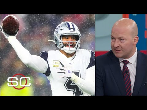 Dallas Cowboys couldn't handle the weather vs. New England Patriots – Tim Hasselbeck | SportsCenter