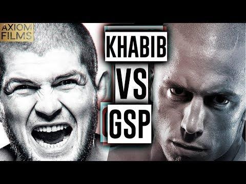 KHABIB NURMAGOMEDOV VS. GEORGES ST-PIERRE