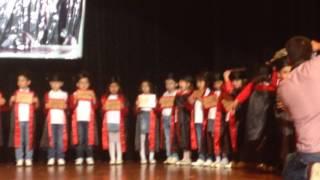 Naz Tokgöz - Anaokulu yıl sonu diploma töreni (05.06.2016)
