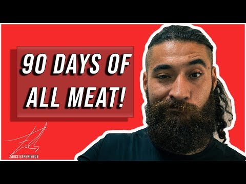 90 Days of Carnivore Diet Results!