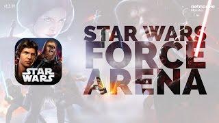 スター・ウォーズ:フォース・アリーナ / STAR WARS FORCE ARENA 「1VS1」を初プレイ