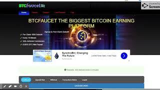 Btcfaucet.biz payment proof btcfaucet review claim free bitcoin 1000 satoshi