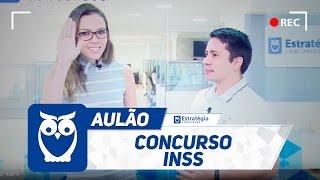 Concurso do INSS | Aulão Ao Vivo